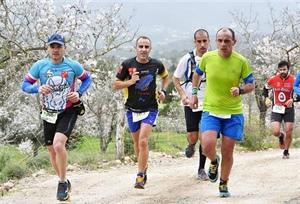 Varios corredores en la edición de 2017.