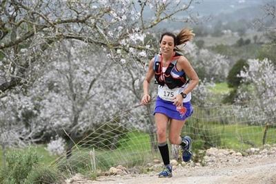 Claudia Torres fue tercera en su categoría.