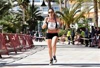 La atleta Cristina Guiral.